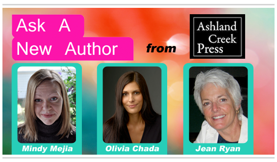 Ask a New Author