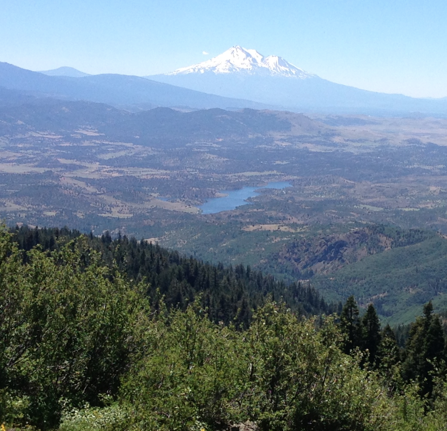 From Soda Mt. to Mt. Shasta