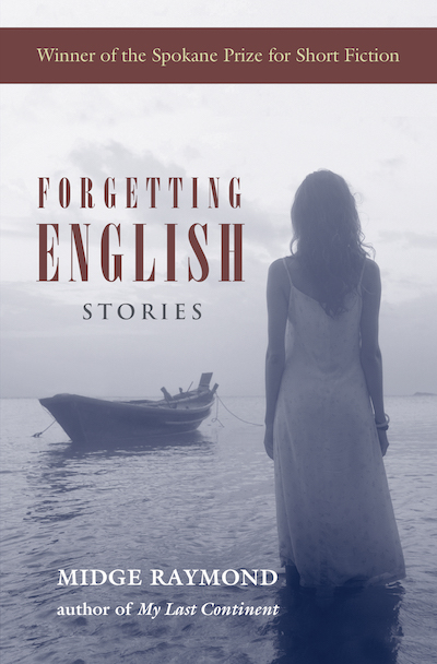 Announcing the short story collection Forgetting English
