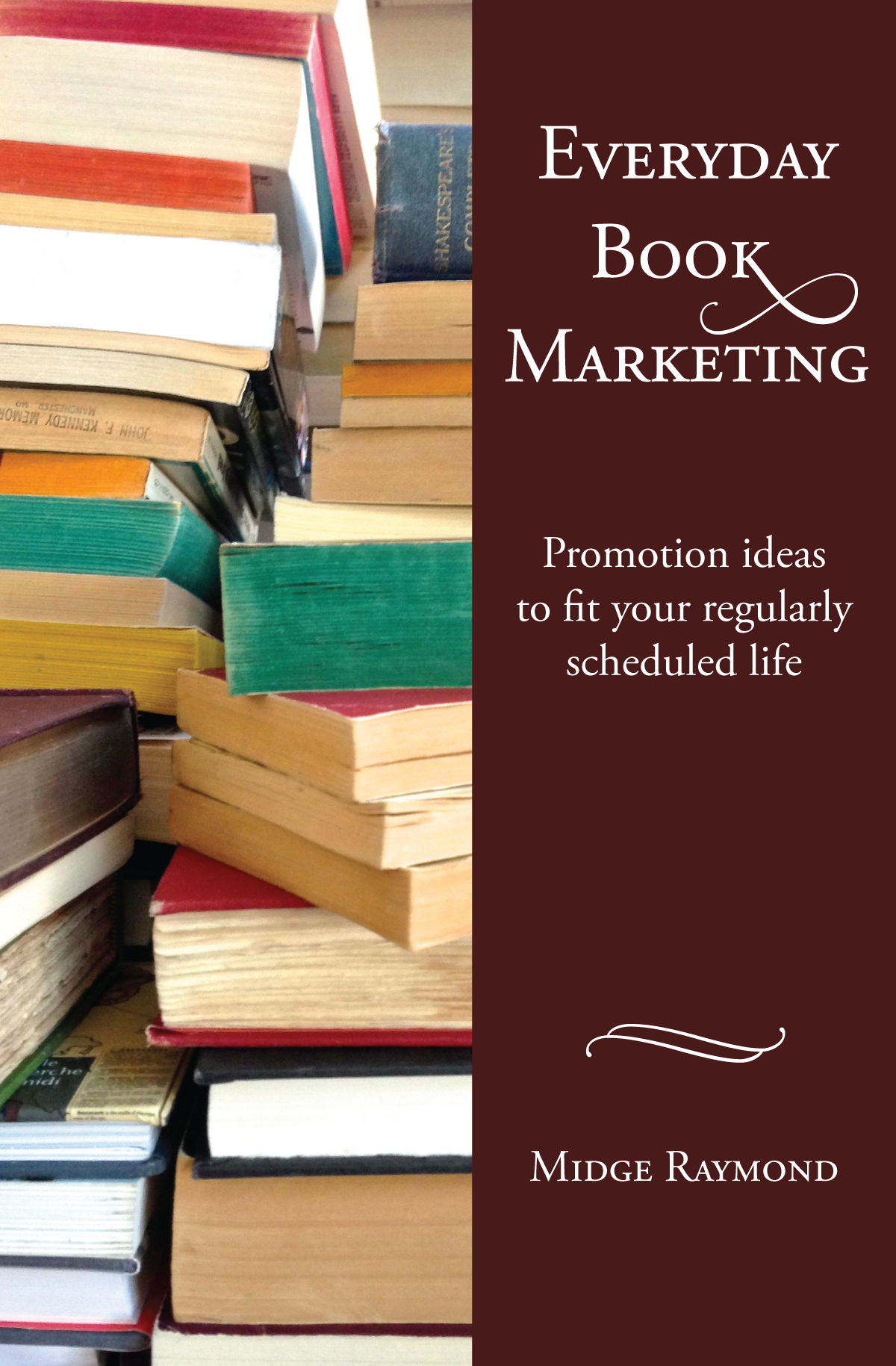 Everyday book marketing promotion ideas to fit your regularly download a high resolution cover image solutioingenieria Choice Image