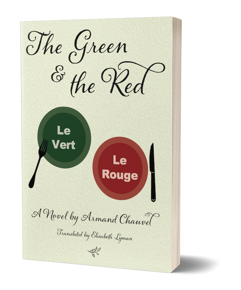 Green And Paper the green and the red: a novel
